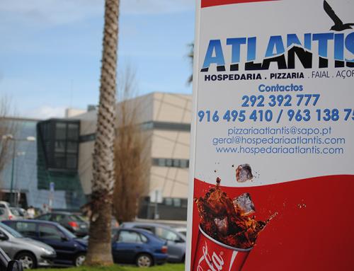 Atlantis Solidaria com Instituições